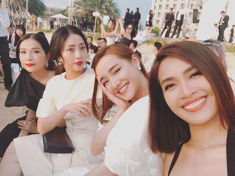 Lầy như sao Việt dự đám cưới Đông Nhi: Ngô Kiến Huy đá xéo cô dâu, Thu Minh tưởng mình là nhân vật chính-15