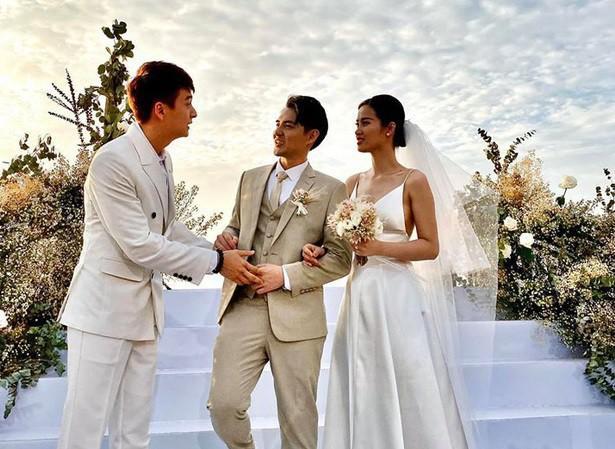 Ngô Kiến Huy tranh thủ nhận show ngay sau lễ cưới Đông Nhi-1