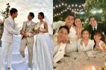 Hai lễ cưới xa hoa bậc nhất showbiz Việt năm 2019-17