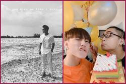 Đang độc thân yên ổn thì bỗng 'miss you', em trai Sơn Tùng khiến hội con gái nhấp nhổm: Đã yêu rồi ư, ai vậy?