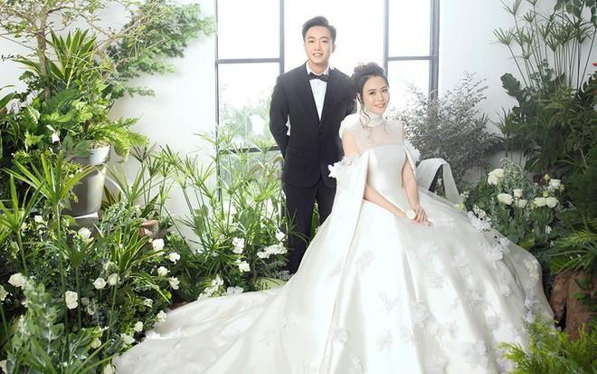 Hai lễ cưới xa hoa bậc nhất showbiz Việt năm 2019-3