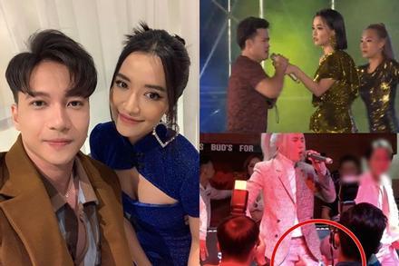 Giữa lúc cả showbiz Việt đi ăn cưới Đông Nhi, S.T đăng hình selfie với Bích Phương vì cùng dính 'sao quả tạ'