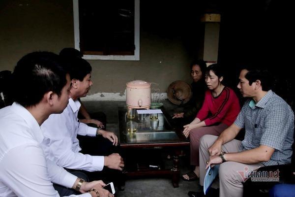 Vụ 39 người chết trong container: 7 gia đình ở Hà Tĩnh đồng ý nhận tro cốt-1