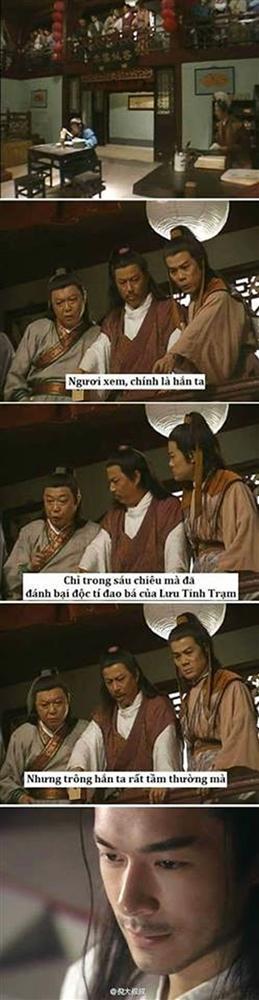 Chết cười trước những câu thoại không hiểu nói gì trong phim cổ trang Hoa ngữ-6