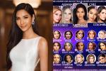 Bản tin Hoa hậu Hoàn vũ 10/11: Hoàng Thùy được tổ chức uy tín nhắm đăng quang Miss Universe