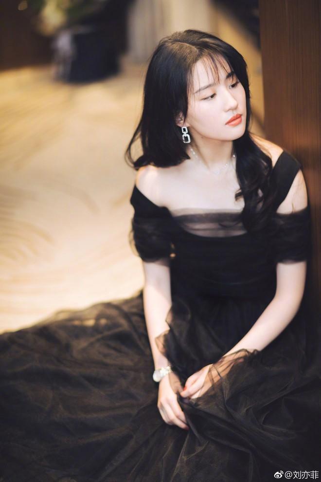 Mặc lời chê diễn xuất, Lưu Diệc Phi vẫn thu hút với gu ăn mặc đẹp-3