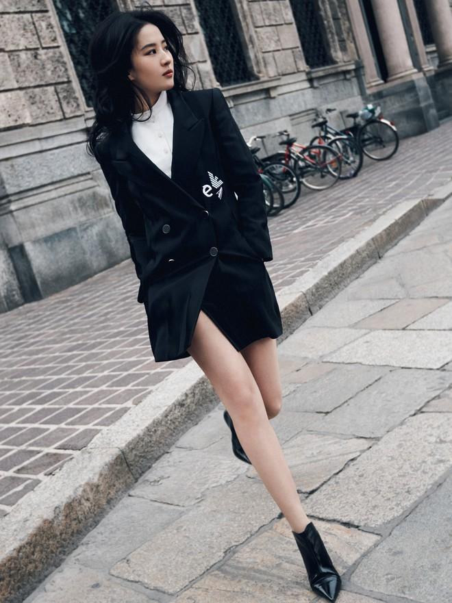 Mặc lời chê diễn xuất, Lưu Diệc Phi vẫn thu hút với gu ăn mặc đẹp-7