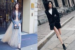 Mặc lời chê diễn xuất, Lưu Diệc Phi vẫn thu hút với gu ăn mặc đẹp