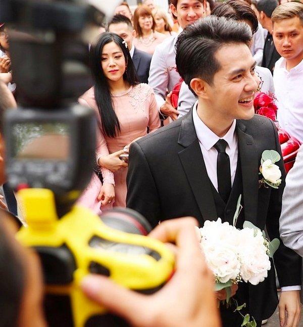 Tham dự đám cưới anh trai, em gái Ông Cao Thắng làm bộ nail đầy ý nghĩa-7