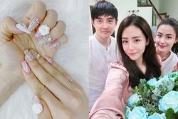 Tham dự đám cưới anh trai, em gái Ông Cao Thắng làm bộ nail đầy ý nghĩa