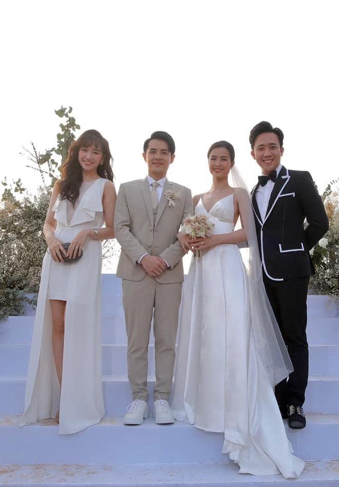 Trấn Thành tạo nghiệp trong đám cưới Đông Nhi, Hari Won khổ sở vì phải gánh thay hậu quả-1