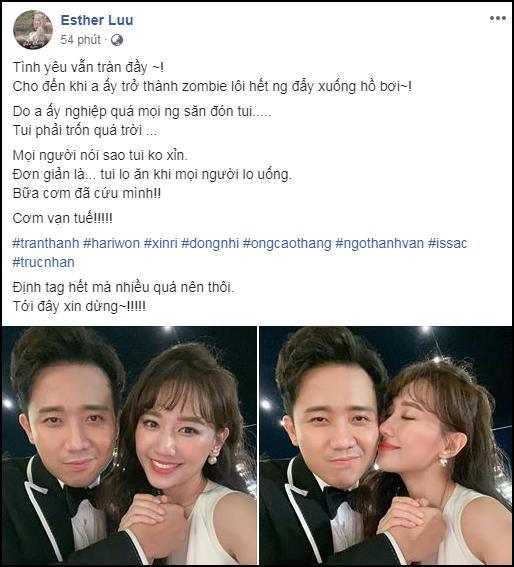 Trấn Thành tạo nghiệp trong đám cưới Đông Nhi, Hari Won khổ sở vì phải gánh thay hậu quả-3