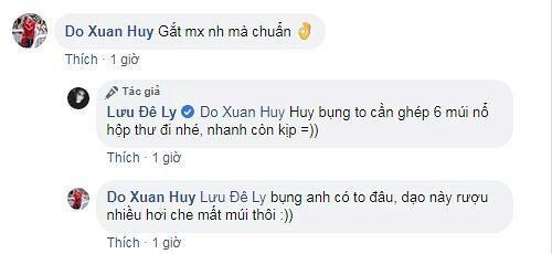Bị dân mạng soi photoshop cong người, Lưu Đê Ly đáp trả cực gắt-3