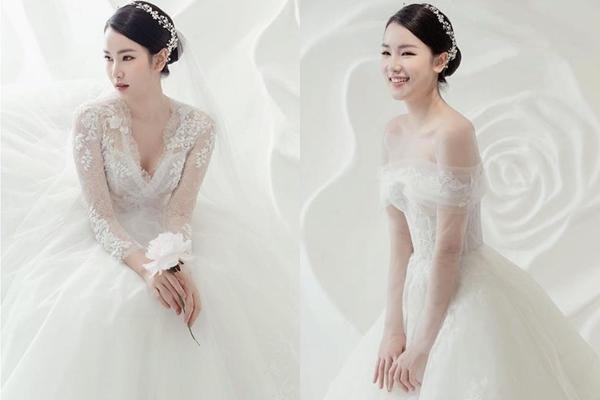 Thực hư việc MC xinh đẹp VTV mặc váy cưới chuẩn bị lên xe hoa cùng thủ môn Bùi Tiến Dũng-5