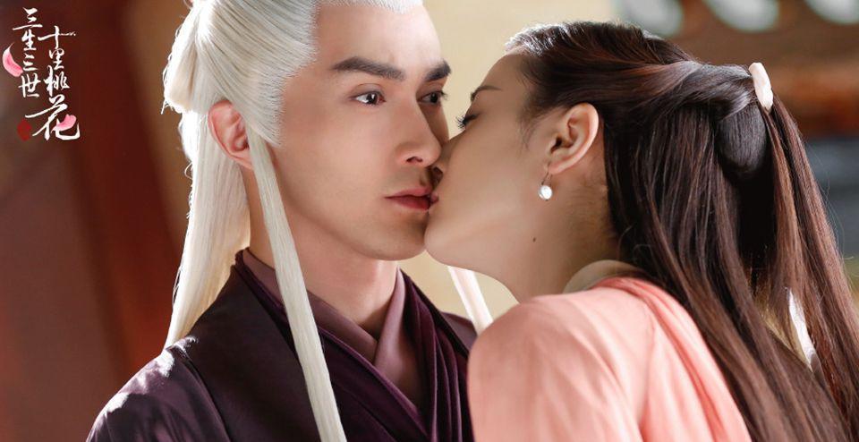 Triệu Lệ Dĩnh, Dương Tử và dàn mỹ nhân Hoa ngữ dành nụ hôn đầu trên màn ảnh cho ai?-8
