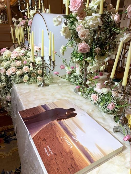 Ngay sau lễ cưới thế kỷ Đông Nhi - Ông Cao Thắng, dân mạng bất ngờ với hotgirl đình đám lấy chồng-3
