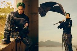 'Điêu đứng' với vẻ đẹp ma mị của Kai (EXO) trong teaser album trở lại