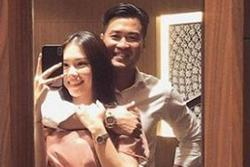 Linh Rin đeo đồng hồ đôi, kỉ niệm tình yêu cùng em chồng Tăng Thanh Hà