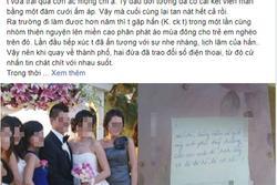 Đêm tân hôn cay đắng của người vợ mới cưới khi vừa mở tấm phong bì mừng cưới dày cộp