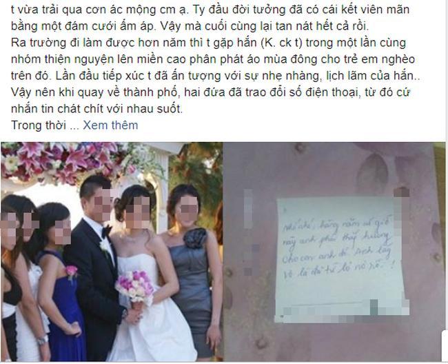 Đêm tân hôn cay đắng của người vợ mới cưới khi vừa mở tấm phong bì mừng cưới dày cộp-1