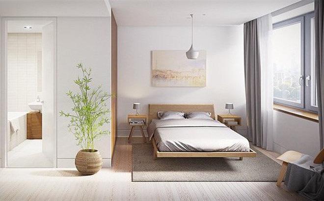 3 mẹo nhỏ cho phòng ngủ luôn dịu mát, vợ chồng hòa thuận, tiền bạc cứ từ từ chảy vào túi-1