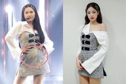 Bị chê 'fail toàn tập', lộ mỡ bụng khi đóng giả Jennie (BlackPink), Emma Nhất Khanh nói gì?