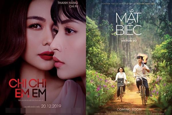 Thanh Hằng, Chi Pu bị đàn em vượt mặt trong cuộc chiến phim Việt cuối năm 2019-1
