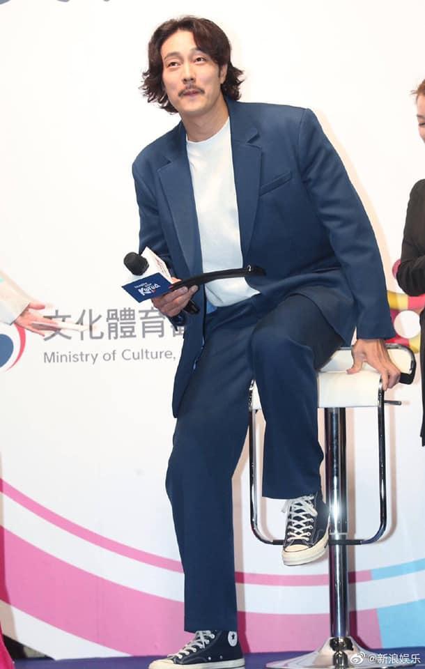 Nam thần Giày thủy tinh So Ji Sub khiến khán giả giật mình với hình ảnh tăng cân, xuống sắc không ngờ-3