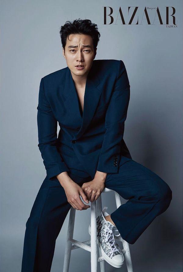 Nam thần Giày thủy tinh So Ji Sub khiến khán giả giật mình với hình ảnh tăng cân, xuống sắc không ngờ-9