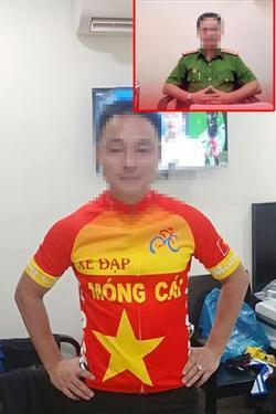 Thực hư thông tin ông bố lấy xúc xích ném vào mặt và đánh nhân viên thu ngân là cán bộ công an tỉnh Thái Nguyên?