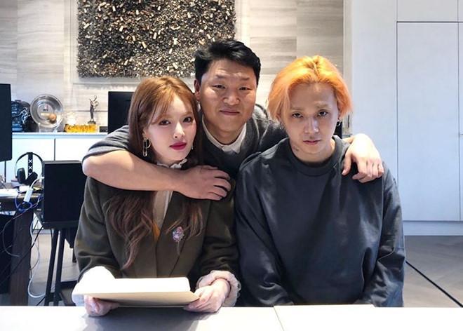 HyunA lần đầu tiết lộ lý do về chung nhà với PSY dù được hàng trăm ông lớn xứ Hàn chào mời-2