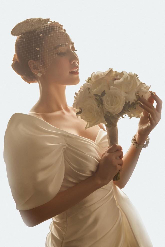 Lan Ngọc mặc áo cưới, tuyên bố muốn lấy chồng-2