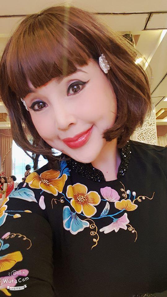 Xuất hiện với gương mặt đơ cứng, NSND Lan Hương thừa nhận can thiệp phẫu thuật thẩm mỹ-2