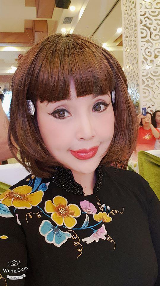 Xuất hiện với gương mặt đơ cứng, NSND Lan Hương thừa nhận can thiệp phẫu thuật thẩm mỹ-4