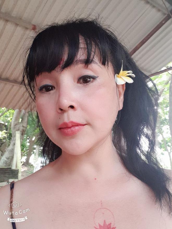 Xuất hiện với gương mặt đơ cứng, NSND Lan Hương thừa nhận can thiệp phẫu thuật thẩm mỹ-6