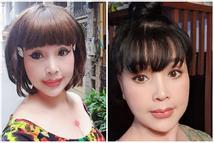 Xuất hiện với gương mặt đơ cứng, NSND Lan Hương thừa nhận can thiệp phẫu thuật thẩm mỹ