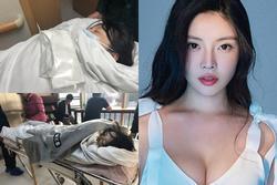 'Tiểu Long Nữ' Từ Đông Đông tỉnh lại sau hai ngày hôn mê