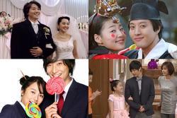 Những mỹ nhân cưới chồng sớm trên màn ảnh Hàn, người trẻ nhất chỉ mới 6 tuổi