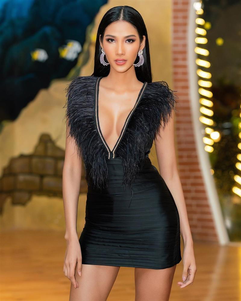 Bản tin Hoa hậu Hoàn vũ 11/11: HHen Niê họa mặt đẹp ngỡ ngàng, chặt chém Hoàng Thùy lẫn Lệ Hằng-2