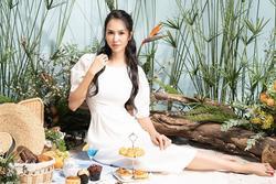 Bộ ảnh ấn tượng của nữ doanh nhân 9X từng đạt Hoa khôi Thể thao miền Trung
