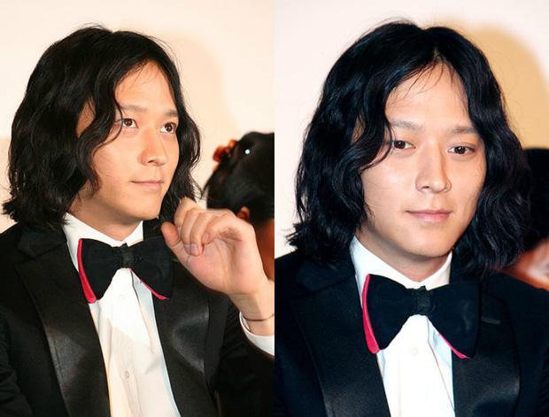 Những mỹ nam Hàn phát tướng, tóc dài thượt khiến người hâm mộ hết hồn-5