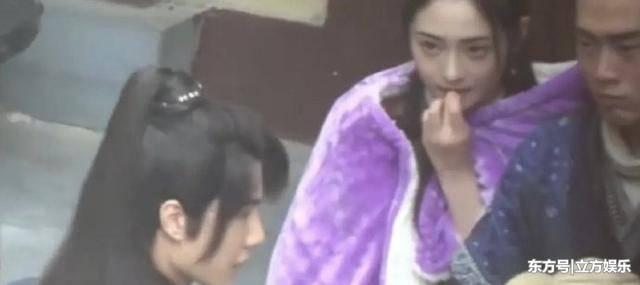 Vương Nhất Bác dạy diễn xuất cho Chu Khiết Quỳnh, cư dân mạng mỉa mai: Học chưa hết cấp 2 mà bày đặt chỉ dạy-1