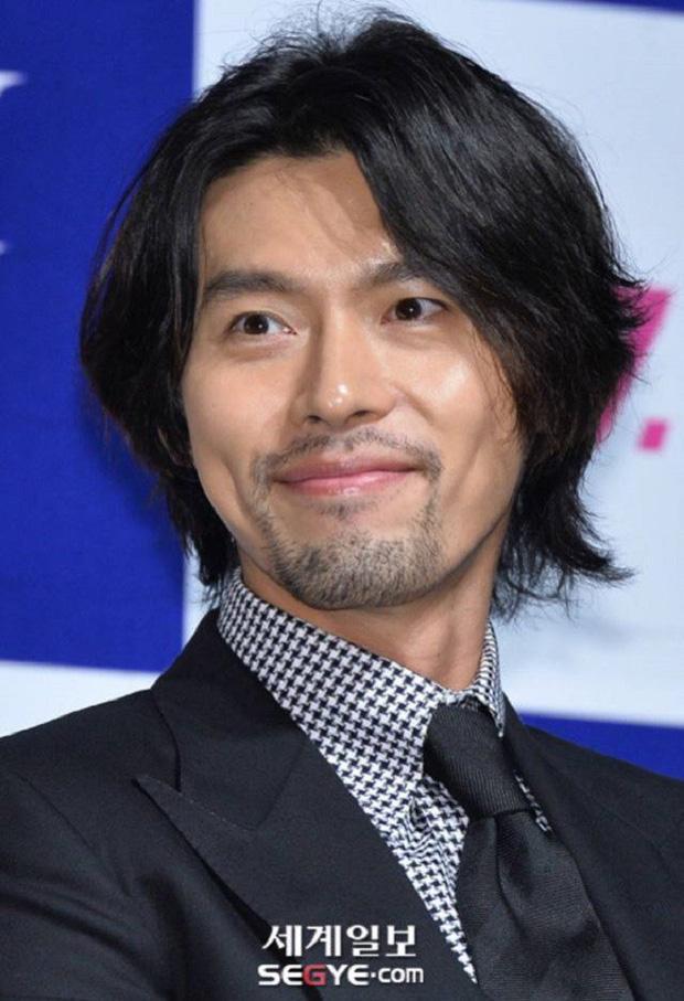 Những mỹ nam Hàn phát tướng, tóc dài thượt khiến người hâm mộ hết hồn-7