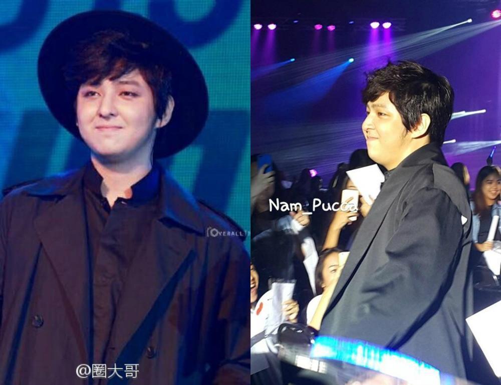Những mỹ nam Hàn phát tướng, tóc dài thượt khiến người hâm mộ hết hồn-16