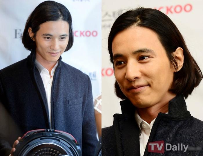 Những mỹ nam Hàn phát tướng, tóc dài thượt khiến người hâm mộ hết hồn-14