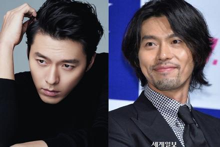 Những mỹ nam Hàn phát tướng, tóc dài thượt khiến người hâm mộ hết hồn