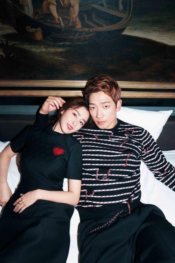 Phản ứng của Kim Tae Hee khi chồng đóng cùng nữ hoàng cảnh nóng-1