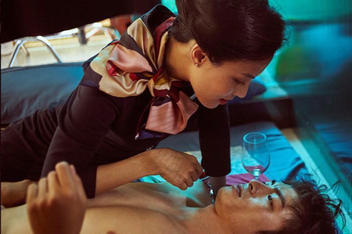 Lãnh Thanh kể về cảnh nóng đáng nhớ trong phim Việt phát sóng trên HBO-2