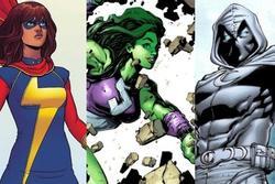 3 siêu anh hùng mới sẽ xuất hiện trong Vũ trụ Marvel