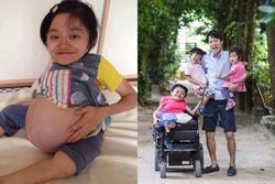 Người phụ nữ chỉ cao 100cm và nặng 20kg nhưng nhìn con sinh ra ai cũng bất ngờ